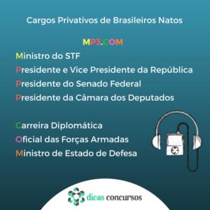 Direito Constitucional TJ-SP