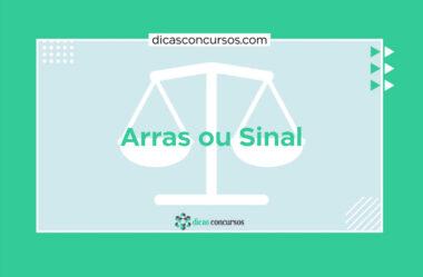Arras ou Sinal